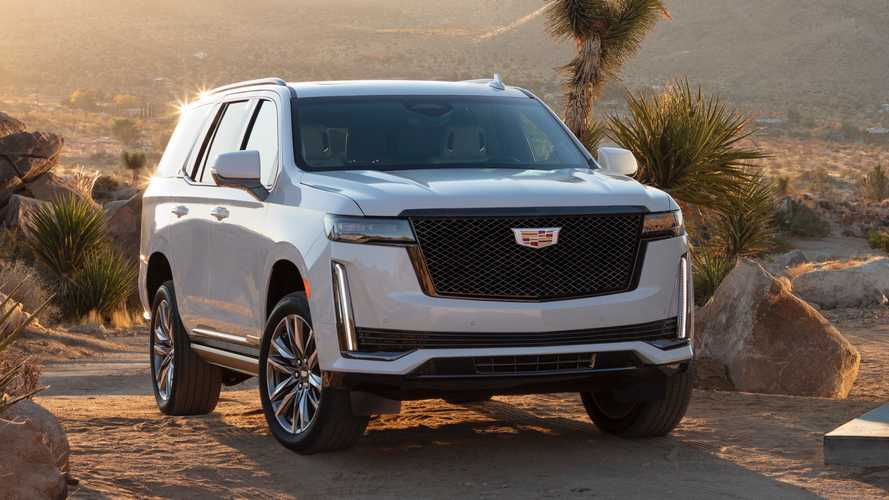 '600D' Badging Coming To 2021 Cadillac Escalade Diesel