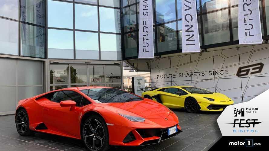 Museo MUDETEC Lamborghini, elogio della tecnologia in un tour virtuale