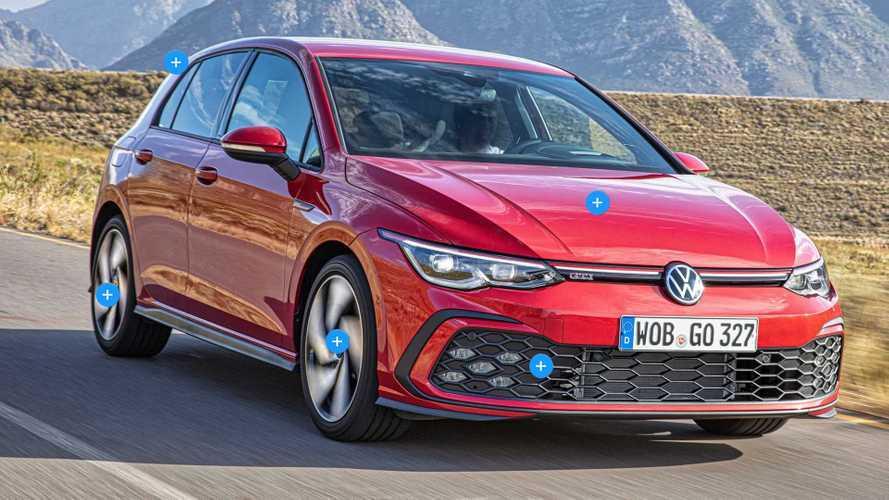 Nuova Volkswagen Golf GTI, tutte le novità della compatta sportiva