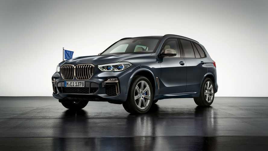 BMW X5 Protection VR6: nueva versión blindada para el SUV Premium