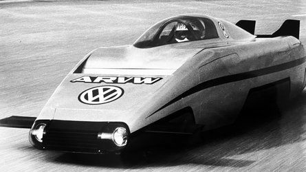 VW Remembers Its Most Aerodynamic Vehicle Ever