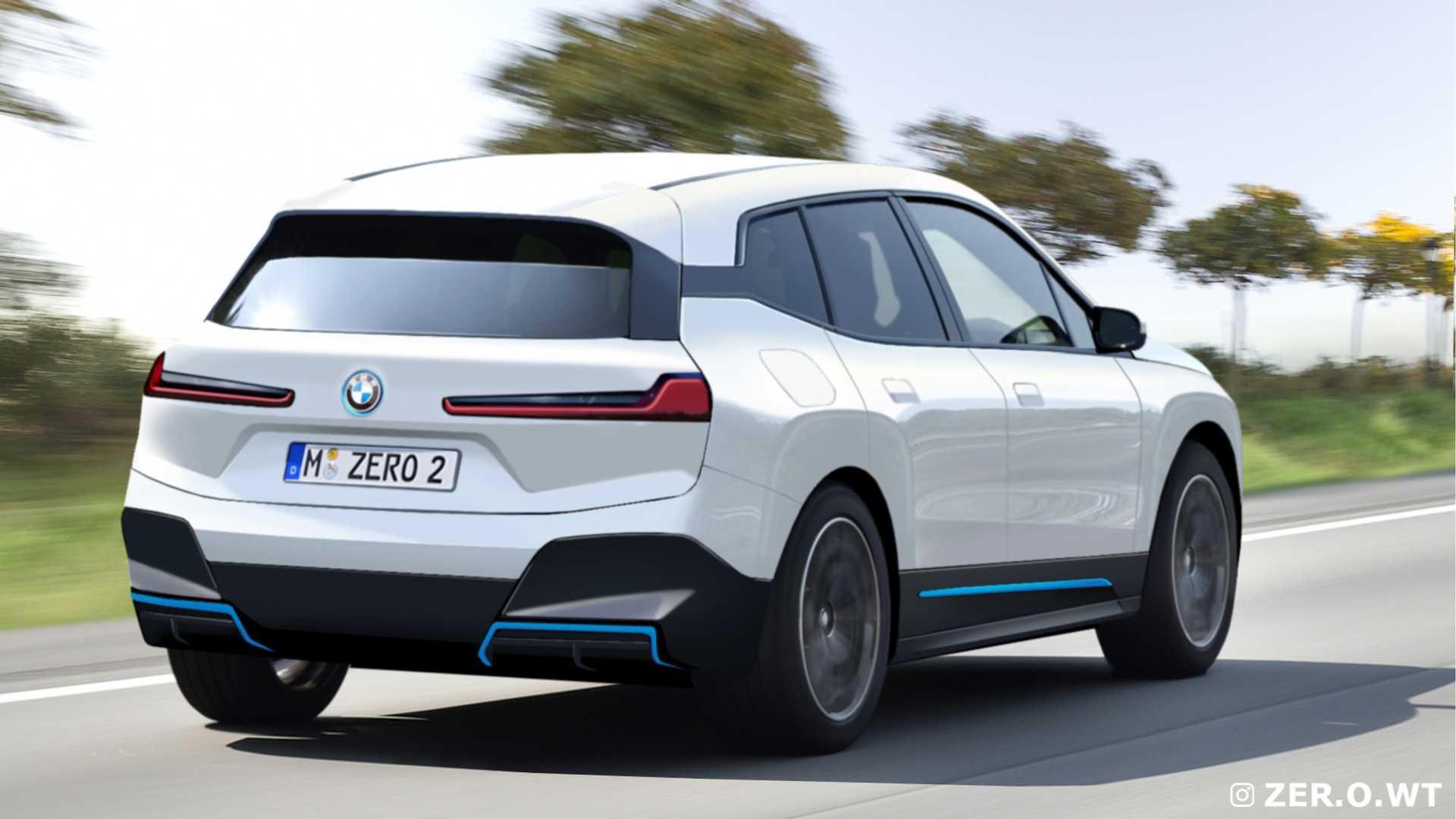 BMW iNext Rendering - 4972425