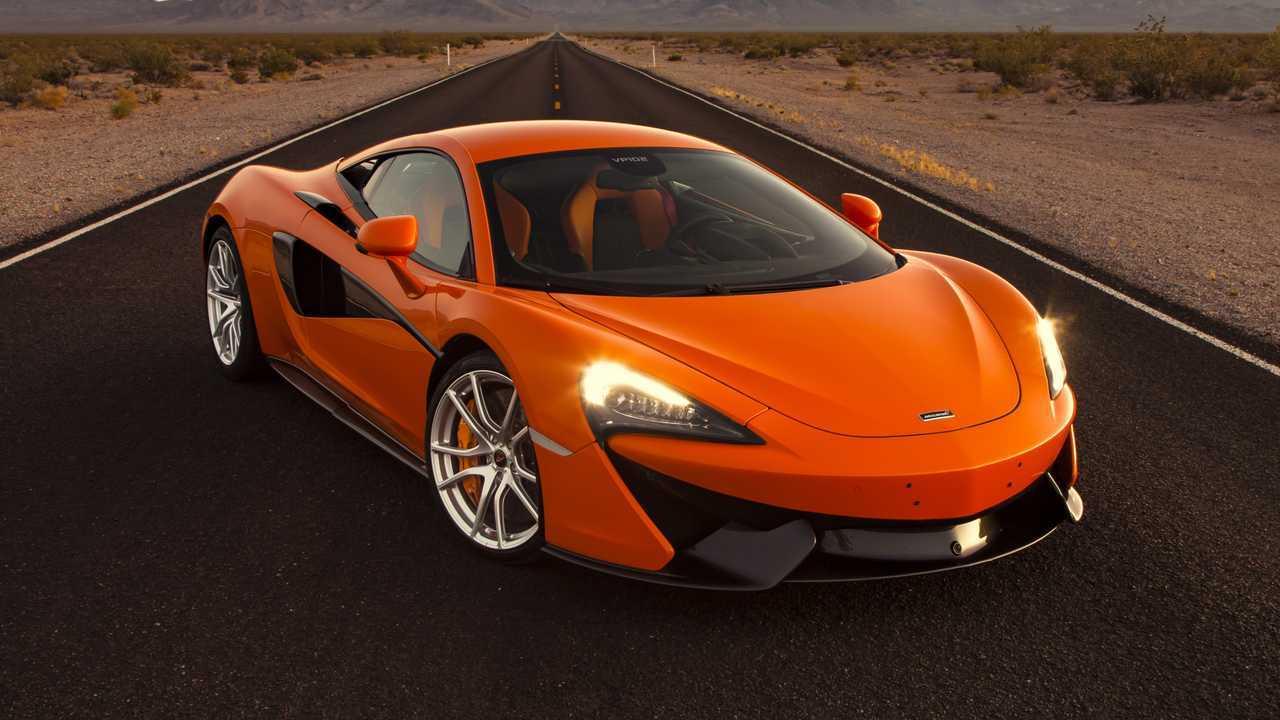 19. McLaren 570S