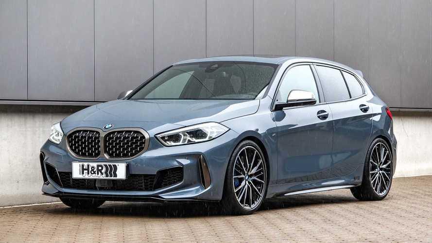 H&R-Sportfedern für den aktuellen BMW 1er