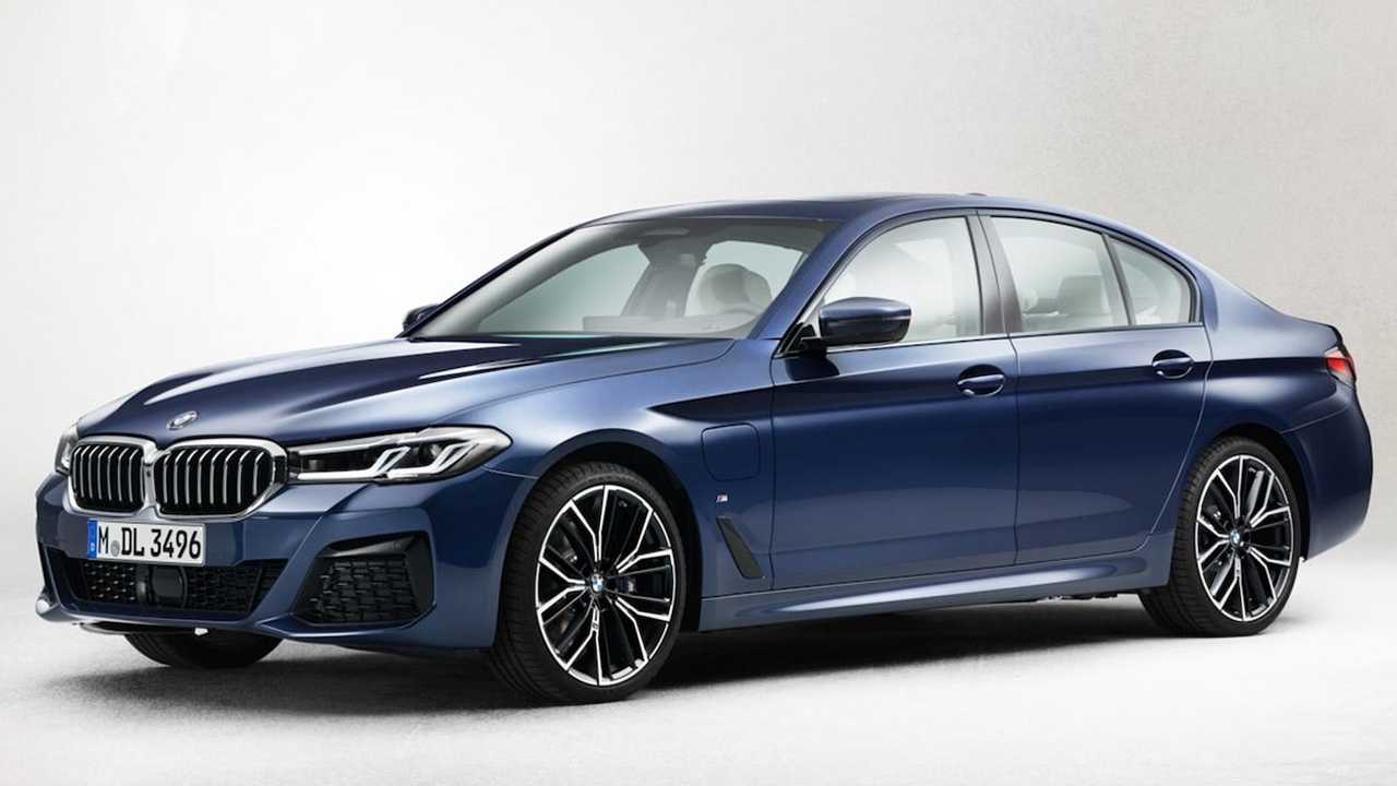 Novo BMW Série 5 2021 (vazamentos)