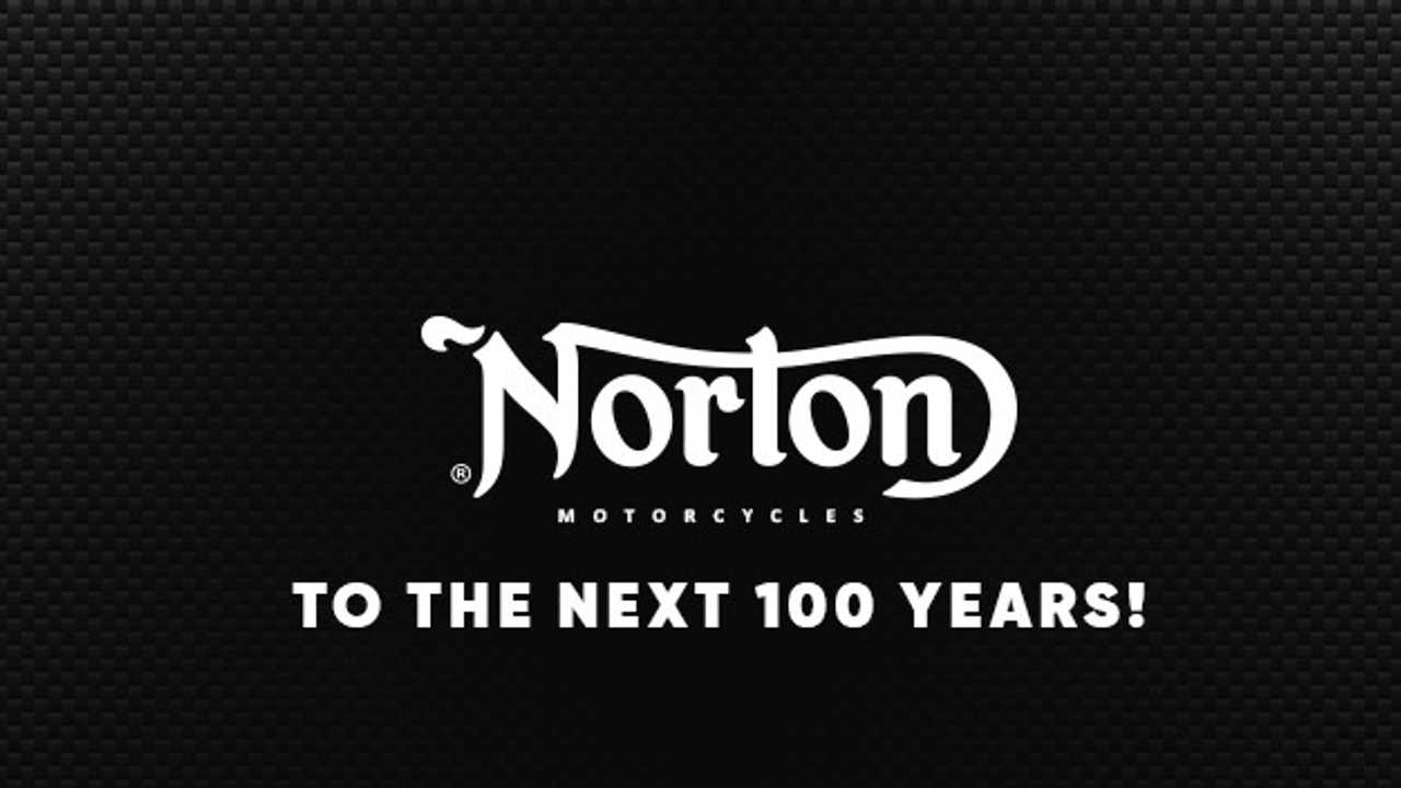 Norton Motorcycles TVS Banner