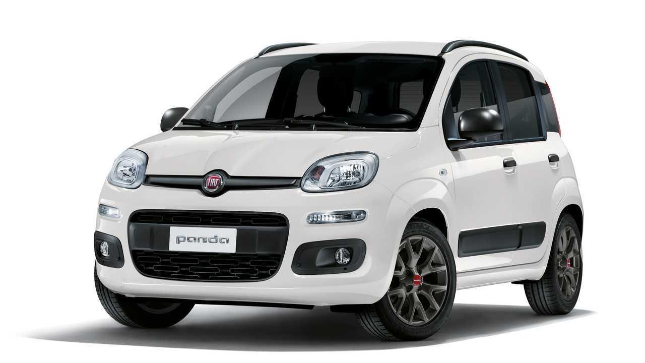 Fiat Panda Hybrid Urban (2020)