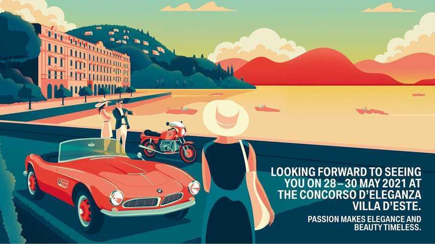 Ufficiale: il Concorso d'Eleganza Villa d'Este posticipato al 2021