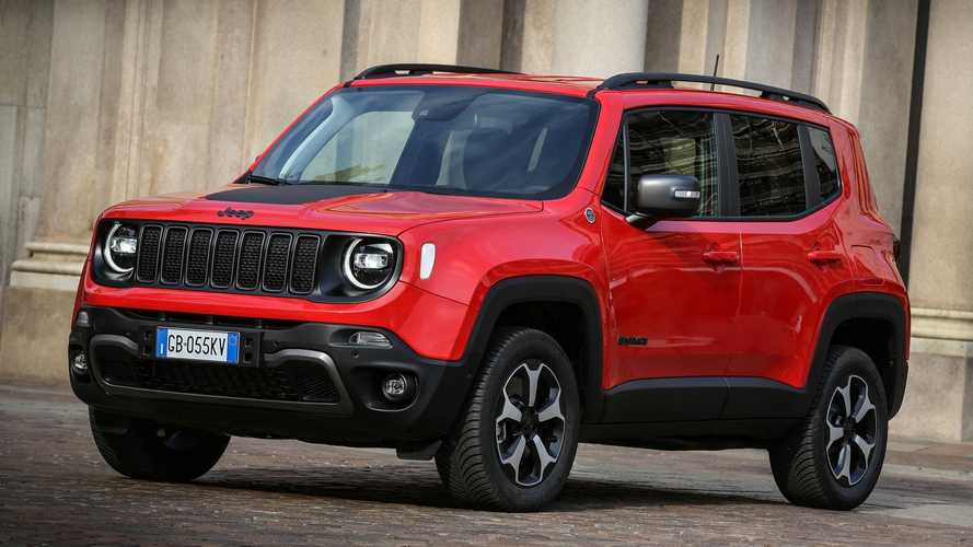 Jeep Renegade 4xe plug-in hybrid will cost £32,600