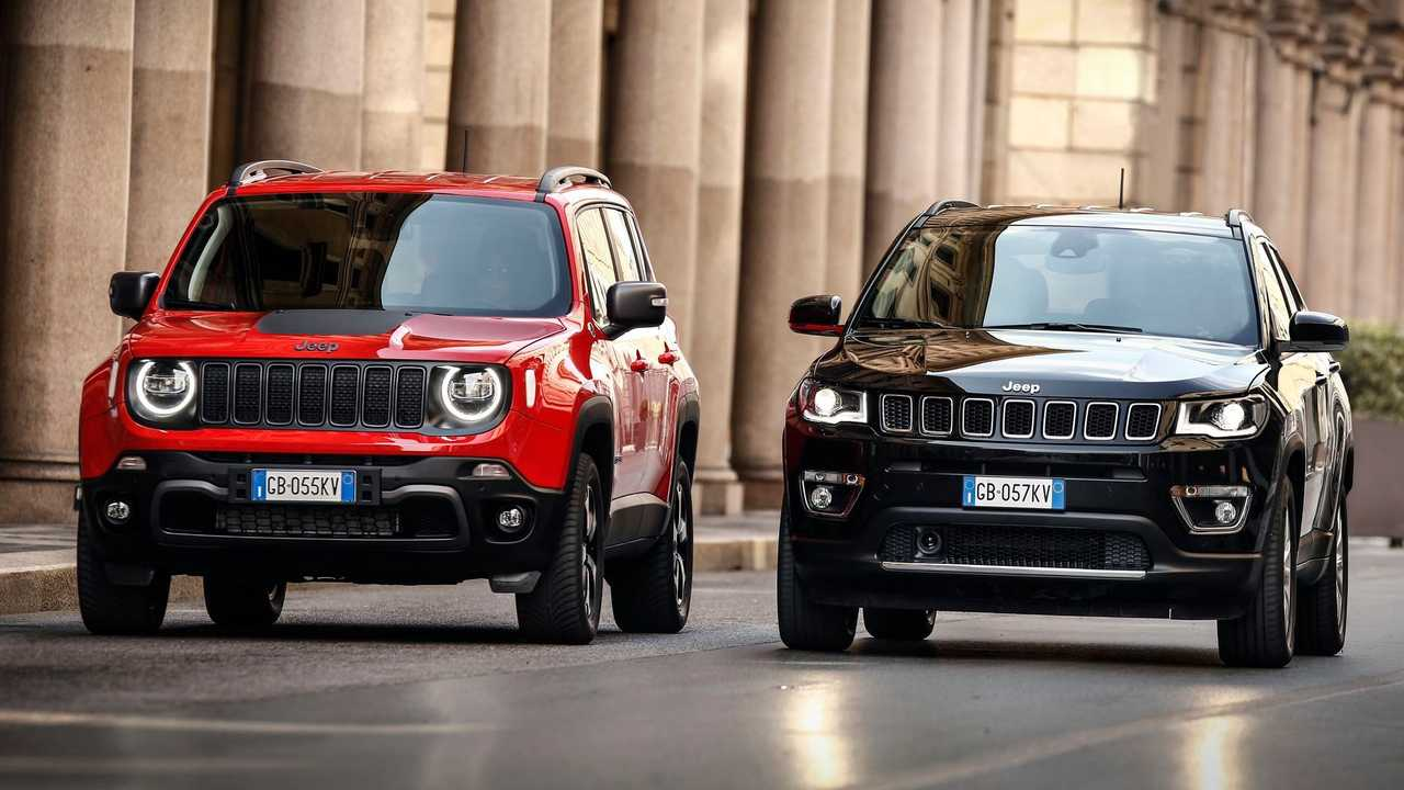 Jeep Pusula 4xe ve Jeep Renegade 4xe