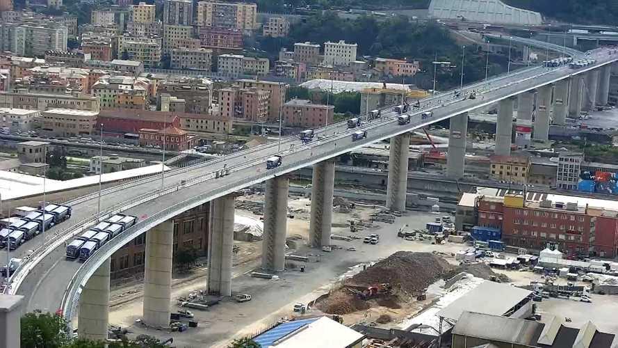 Ponte di Genova, tra le polemiche ecco data di inaugurazione e nome