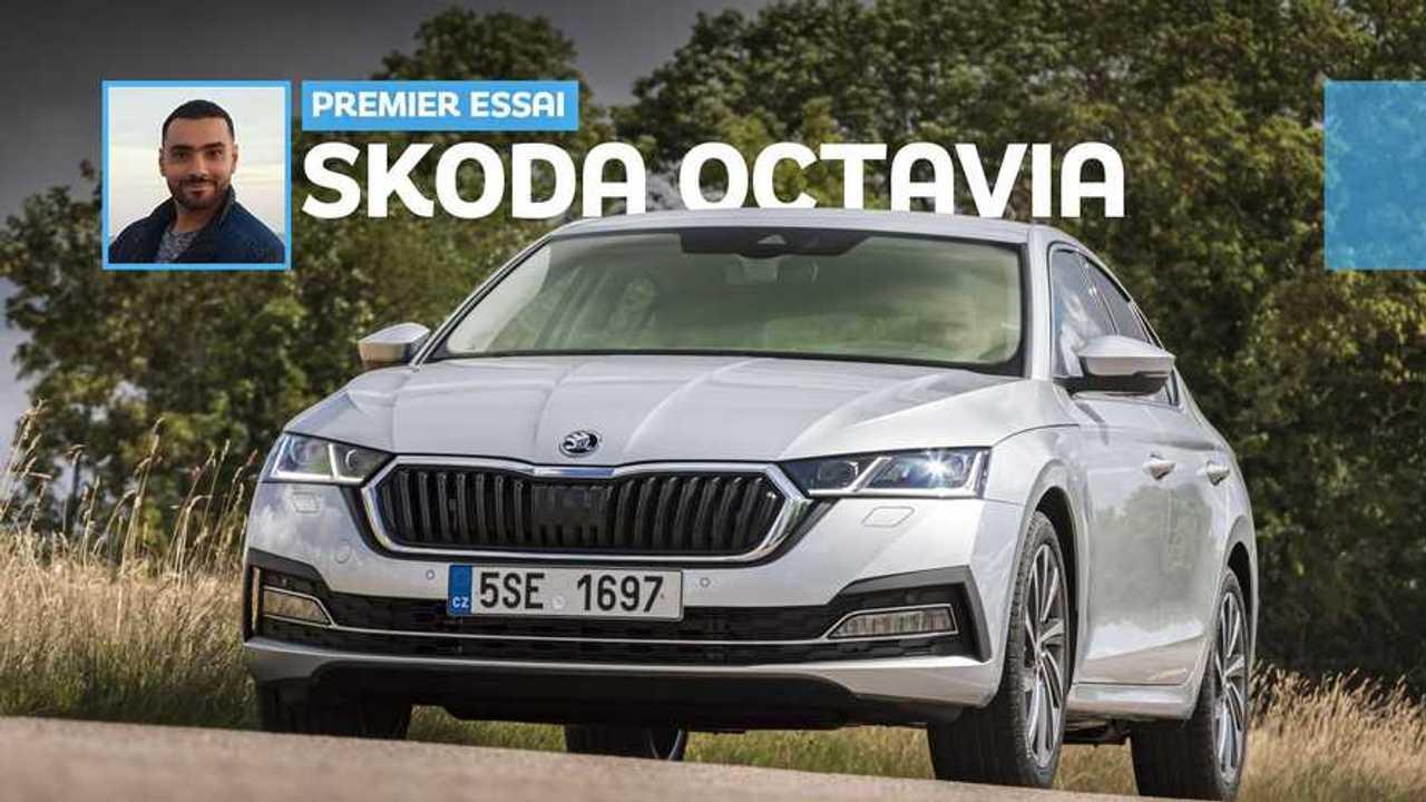 Essai Skoda Octavia