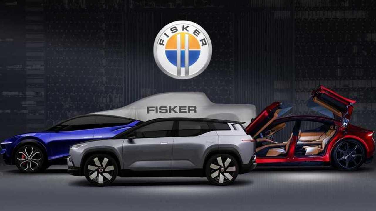 Fisker'ın Gelecek Modelleri Teaser