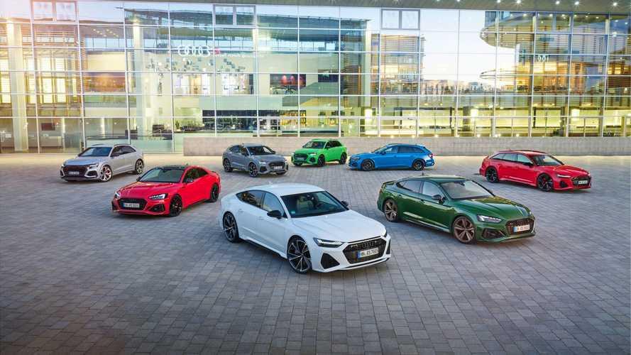 Comment naissent les Audi RS ?