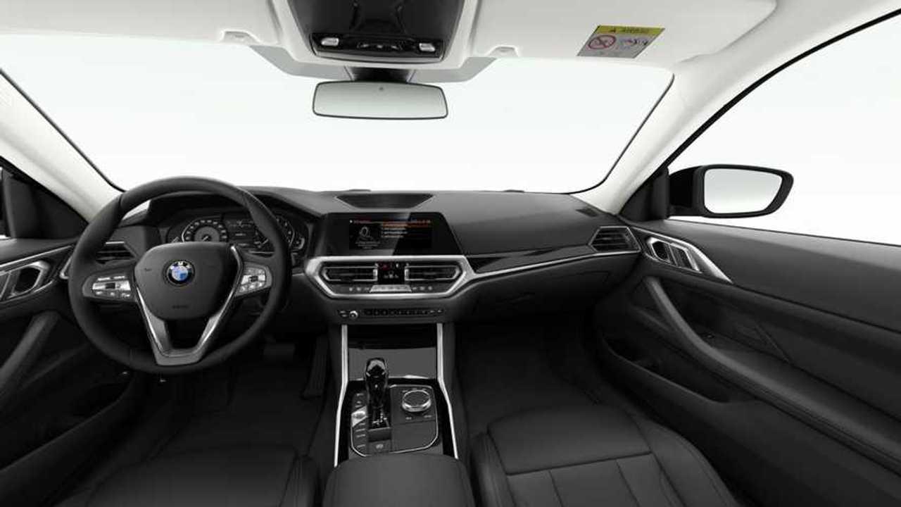 2021 BMW 4 Series Coupe base version (DE)