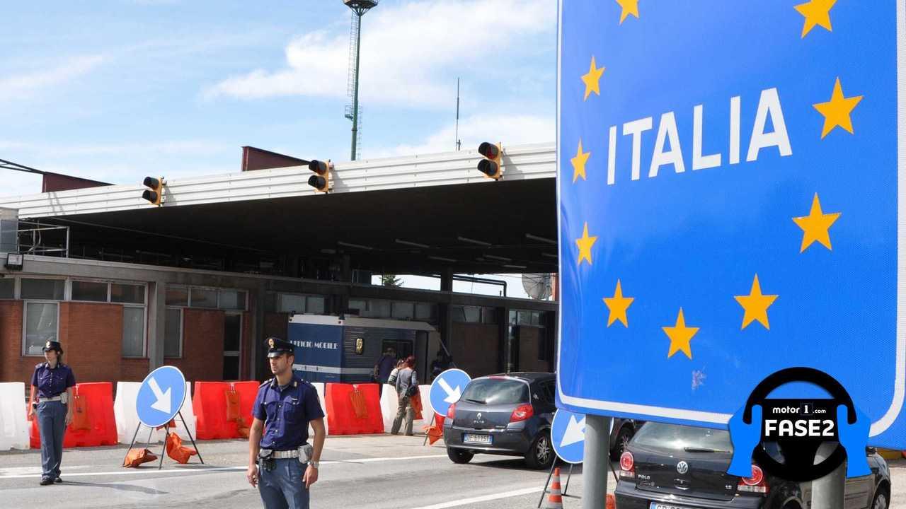 Confine Italia Fase2