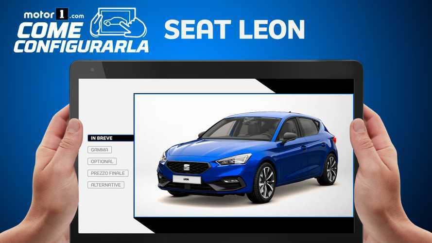 Nuova Seat Leon, confronto tra la 1.5 ibrida benzina e la 2.0 turbo diesel