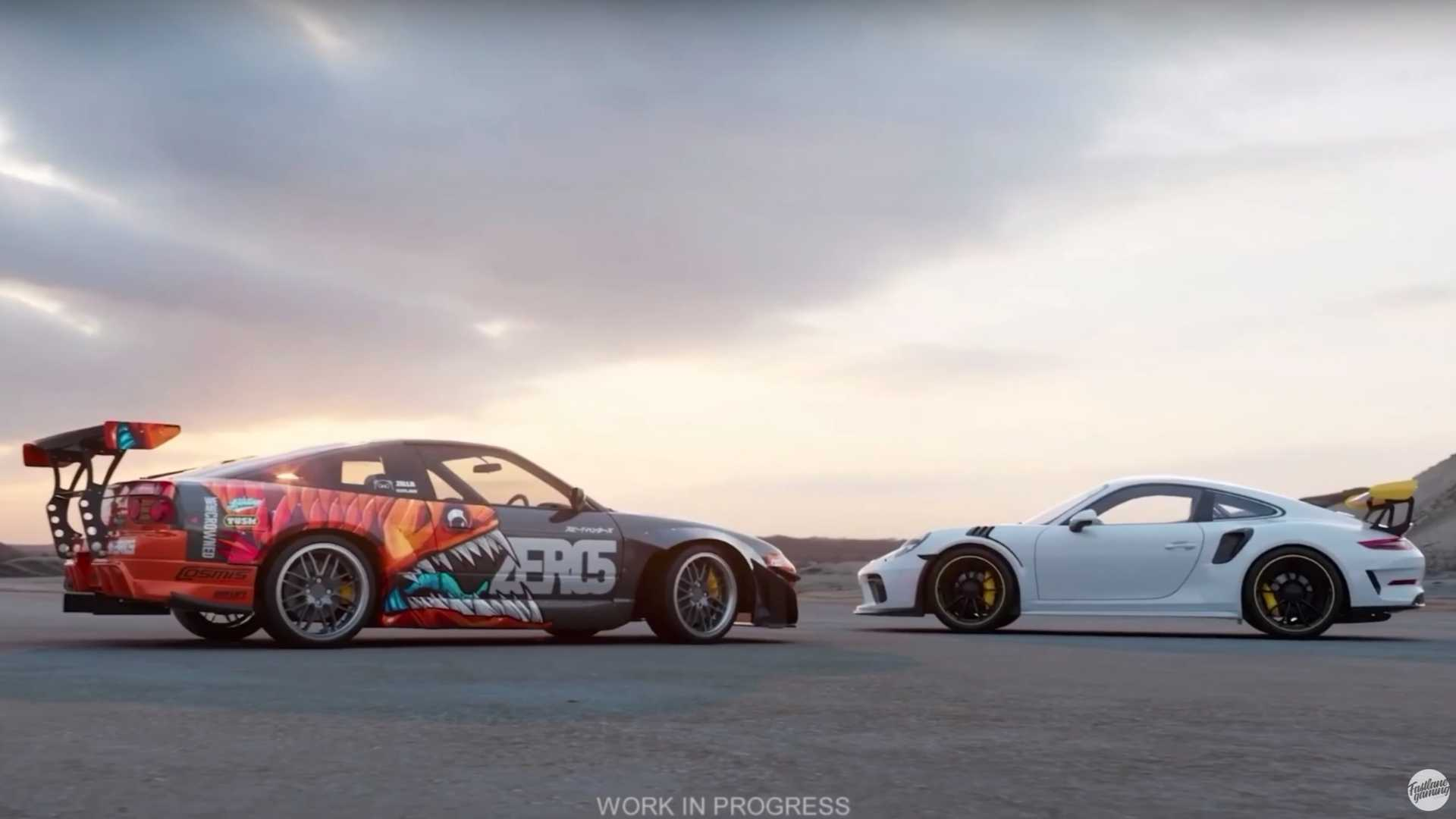 Here S An Early Look At The Next Need For Speed Game