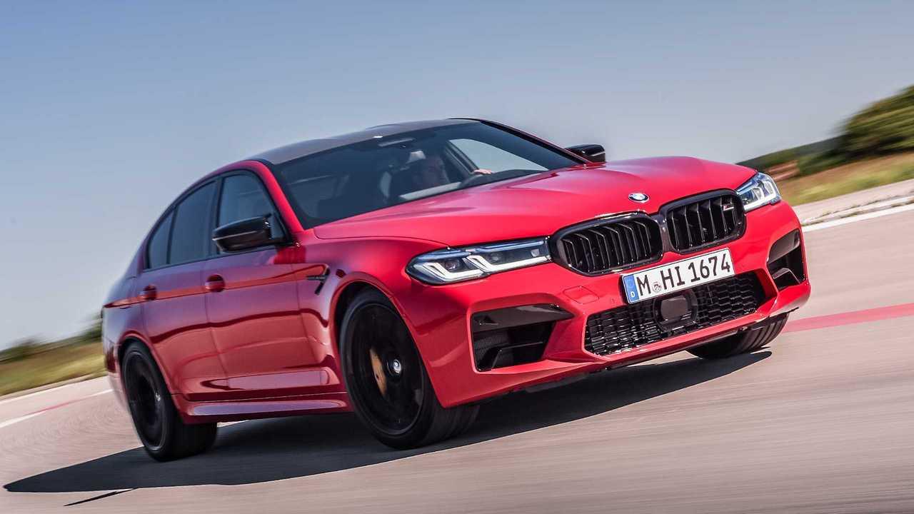 BMW M5 (F90 LCI)