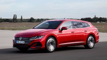 VW Arteon Shooting Brake eHybrid (2020)