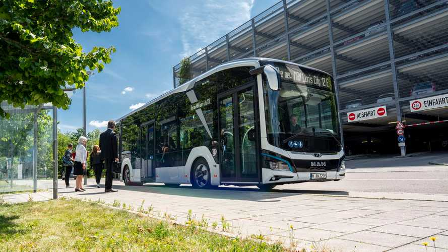 MAN electric buses