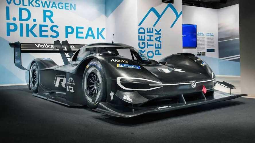 Электрокар Volkswagen I.D. R официально поборется за рекорд Нюрбургринга