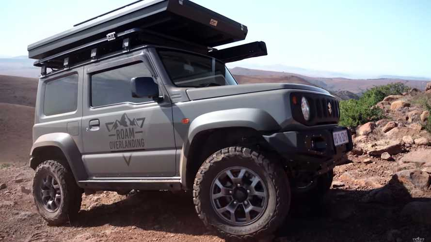 Suzuki Jimny Owner's Pros And Cons After Year Of Overlanding