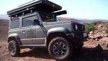 Roam Overlanding Suzuki Jimny