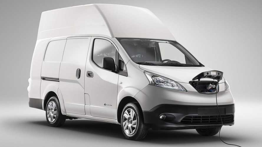 Nissan Partners With Voltia To Jointly Offer e-NV200 Voltia XL