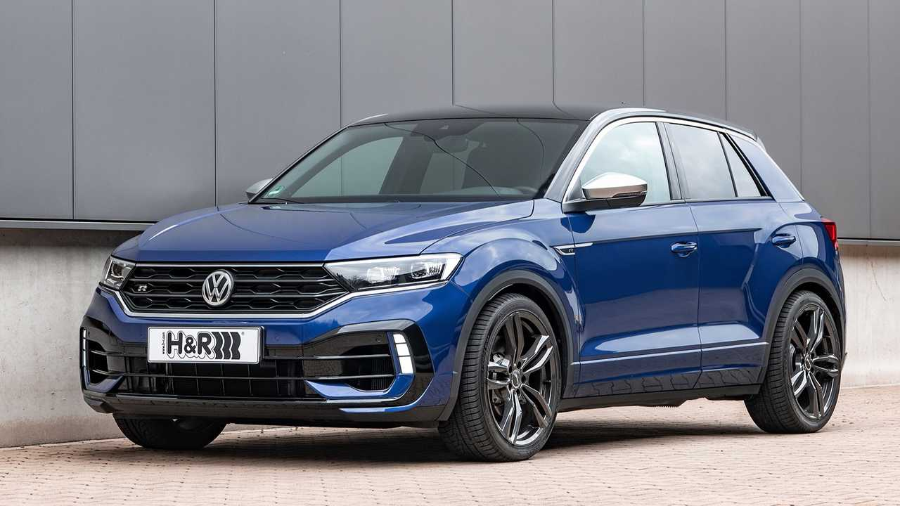 Volkswagen T-Roc R de H&R