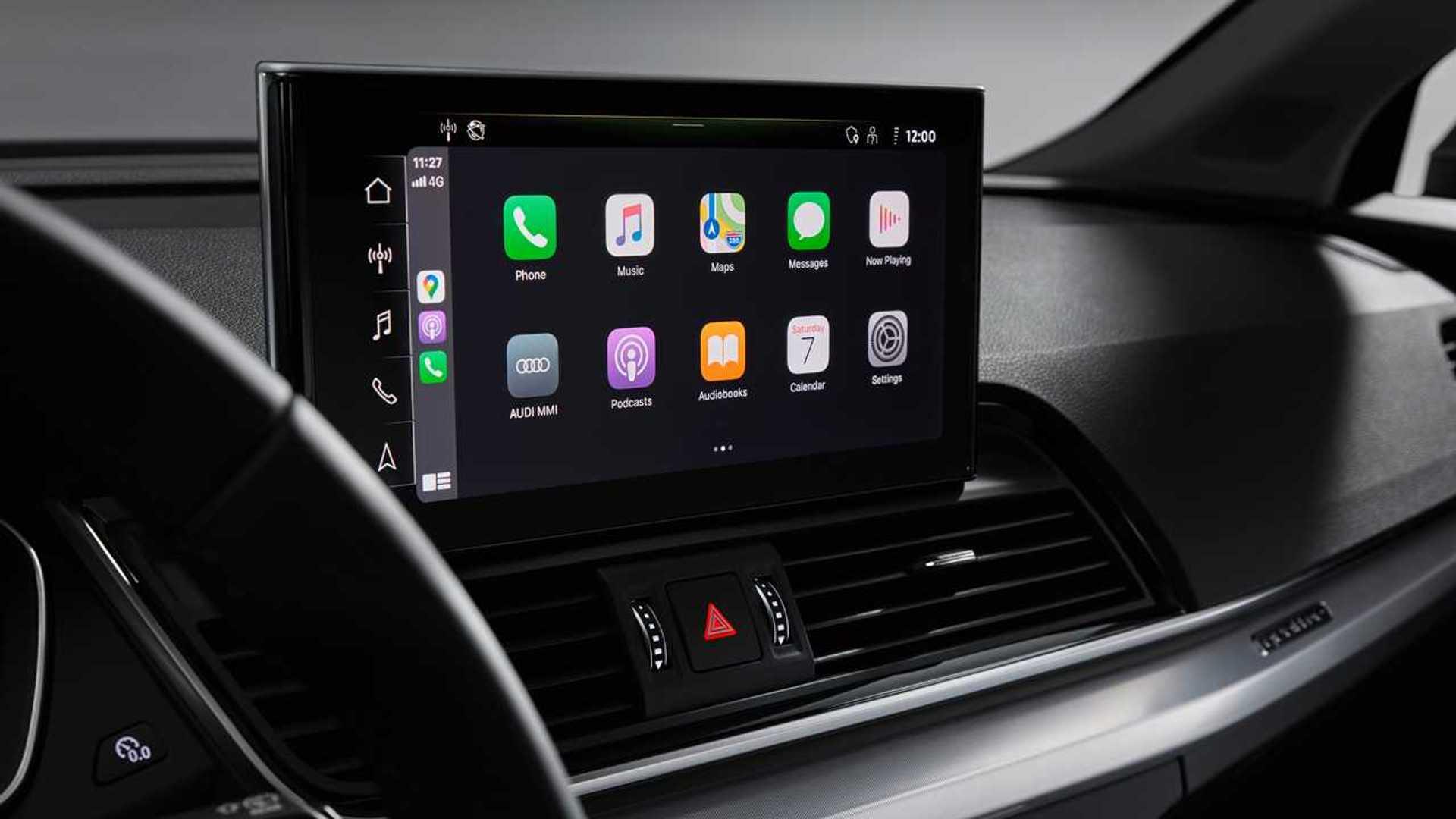 Audi Q5 II Restyling (2020) 46