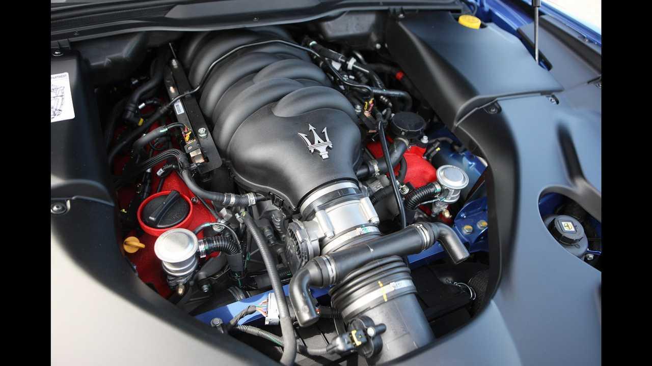 Maserati GranTurismo 4.7 V8 Sport