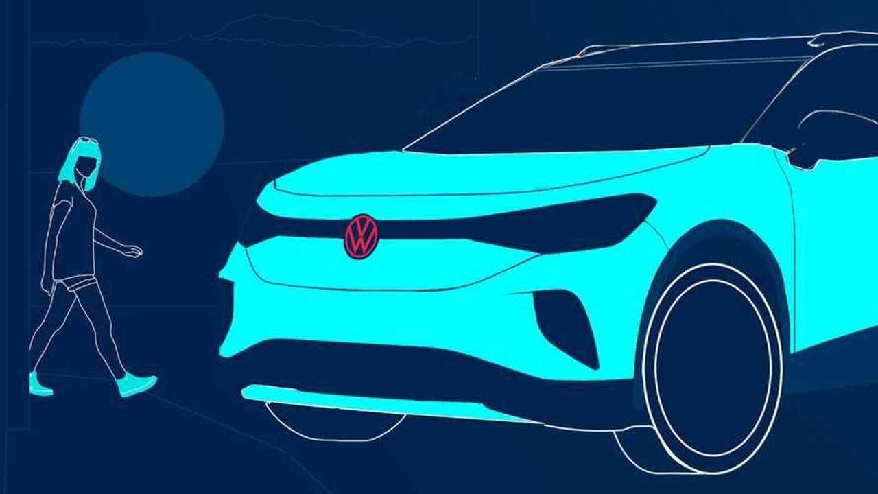 2021 Volkswagen ID.4 immagine teaser