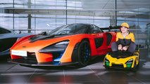 McLaren Senna Ride-On EV