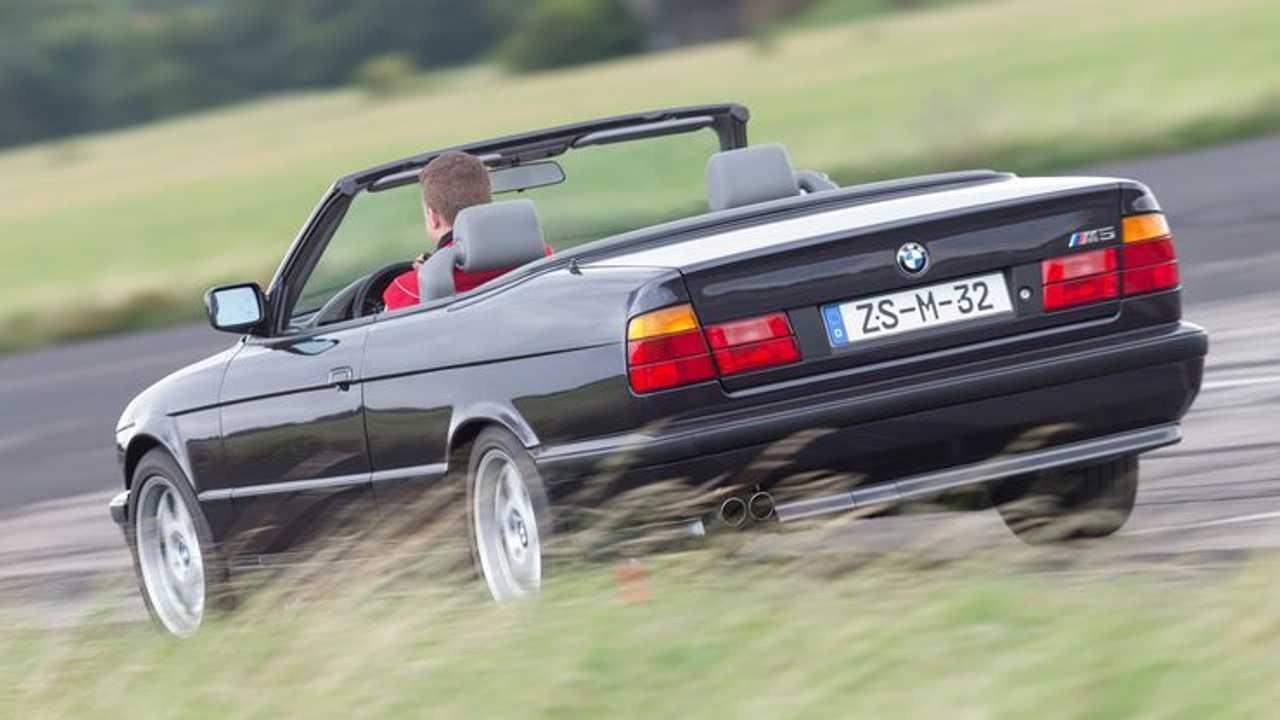 M5 Cabriolet (1989) 3/6