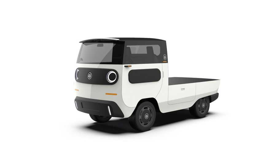 eBussy Is A Tiny Electric Commercial Vehicle With 10 Possible Configurations