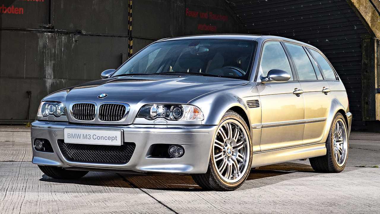 BMW M3 Touring Concept (2000)