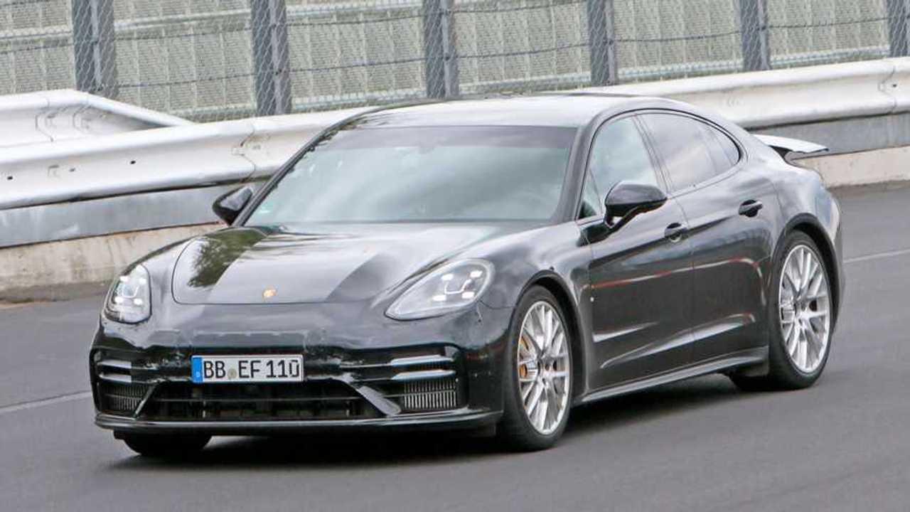 Porsche Panamera Lion - рекордсмен Нюрбургринга?