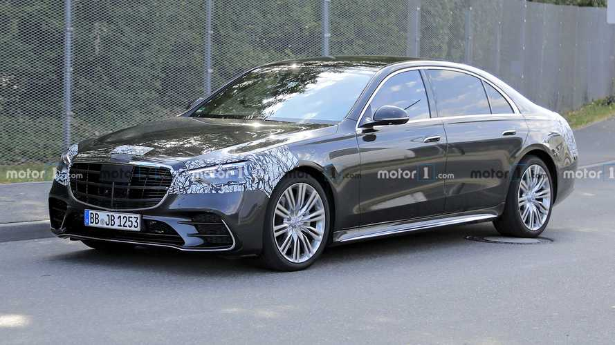 Next Mercedes-AMG S63 Will Reportedly Be 800 Horsepower Plug-In Hybrid