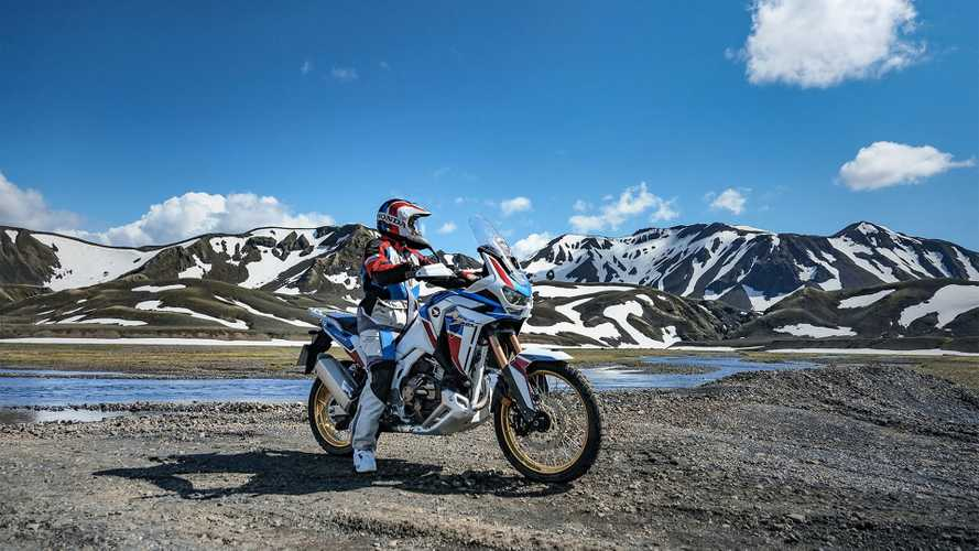 2021 Honda Adventures Roads Tour Heading To Iceland