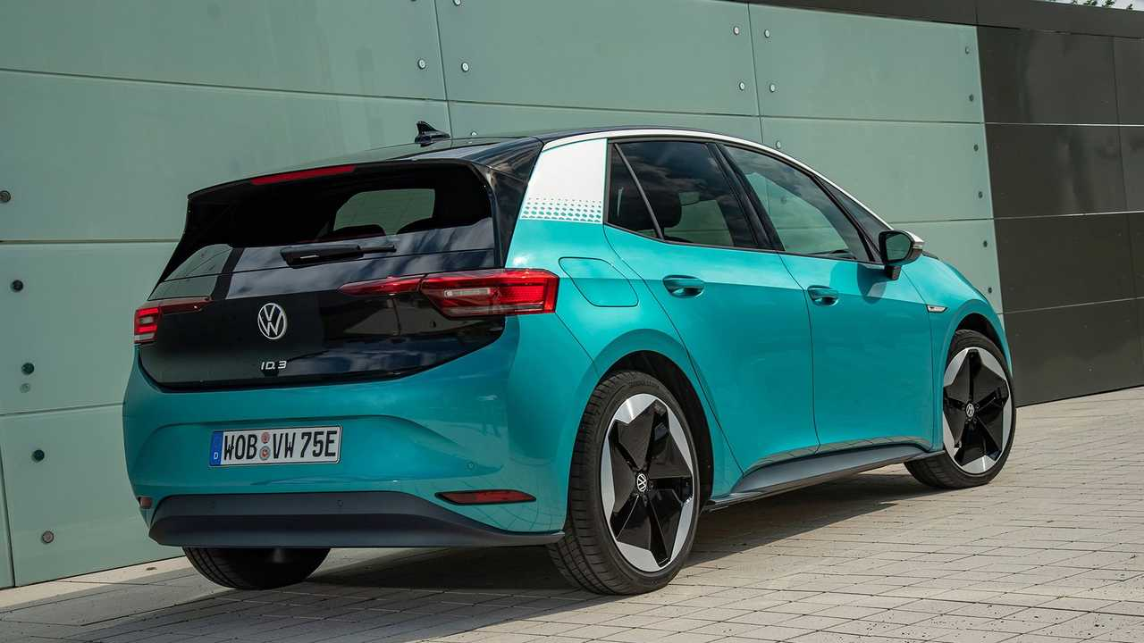 Volkswagen ID.3 (2020) in the test