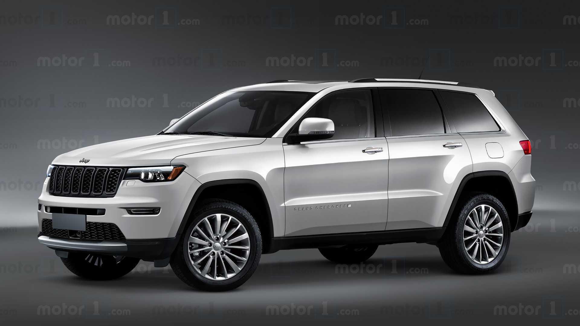 2021 Grand Cherokee Review