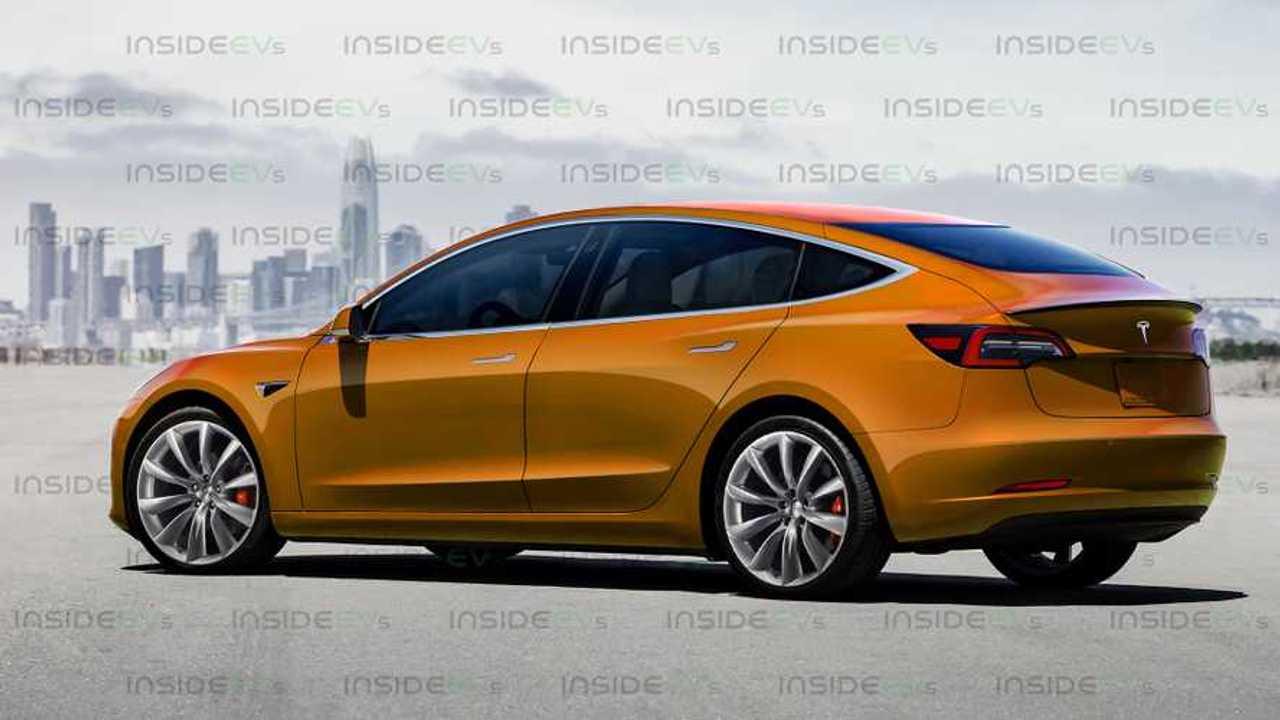 Tesla Model 3 Hatch