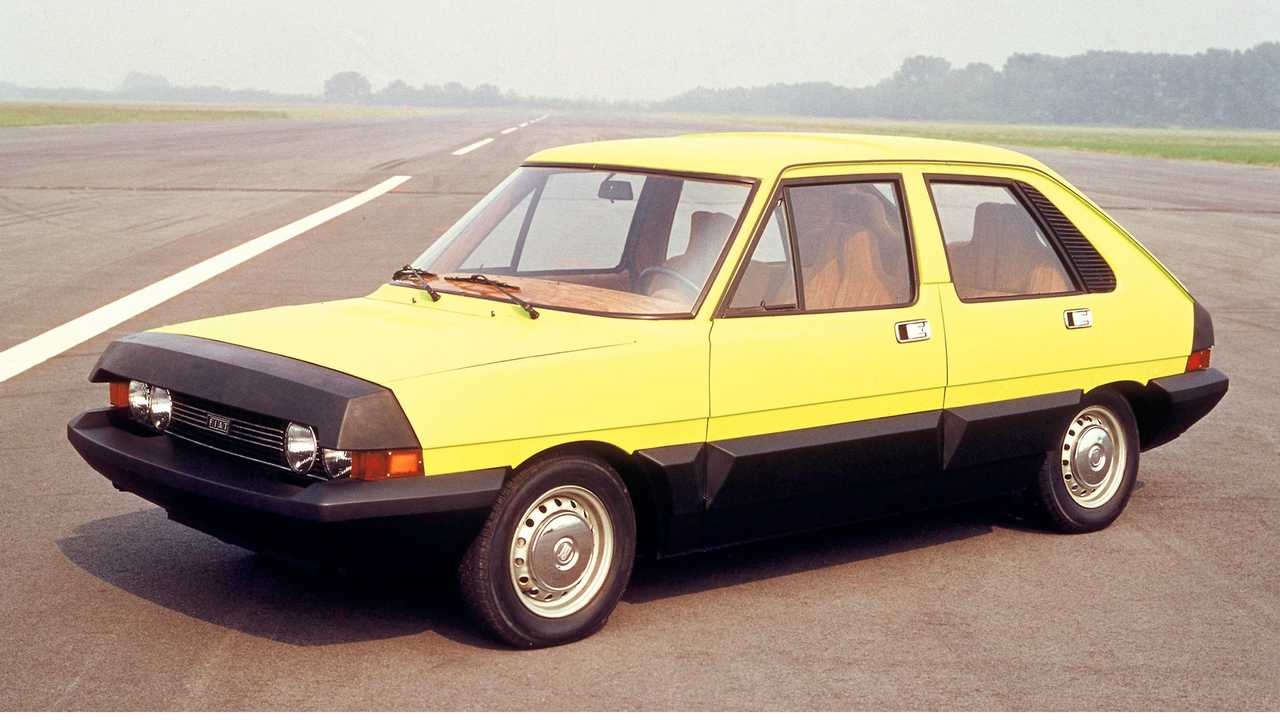 Прототип Fiat E.S.V. 2000 (1973)