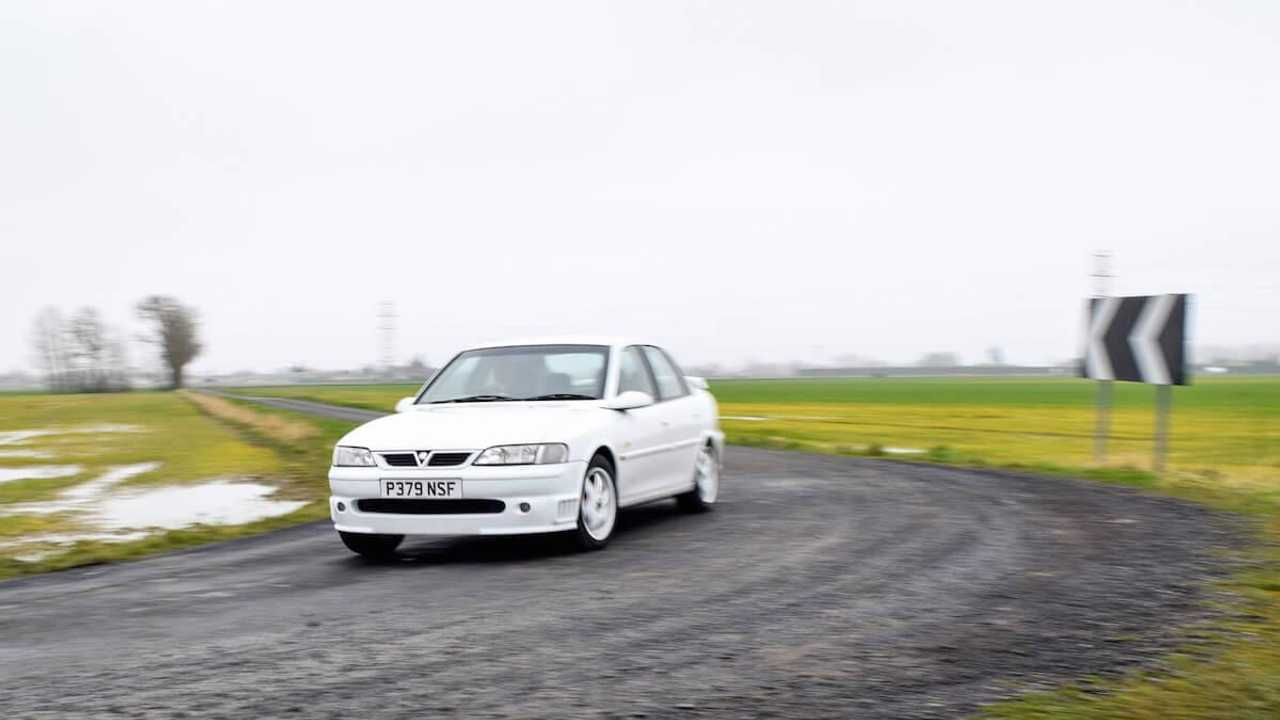 This 1996 Vectra Supertouring will change you mind on Vauxhall