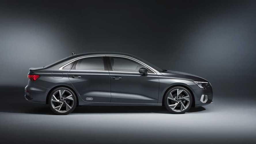 2021 Audi A3 Sedan   Motor1.com Photos