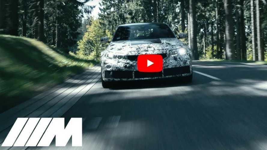 VIDÉO - Au cœur du développement de la nouvelle BMW M3