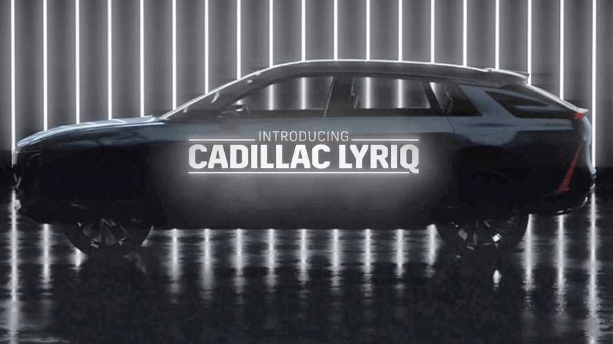 How The Cadillac Lyriq Got Its Name