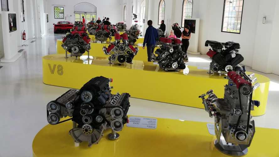 L'histoire du musée Ferrari de Modène