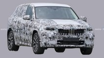 BMW X1 Spy Photos